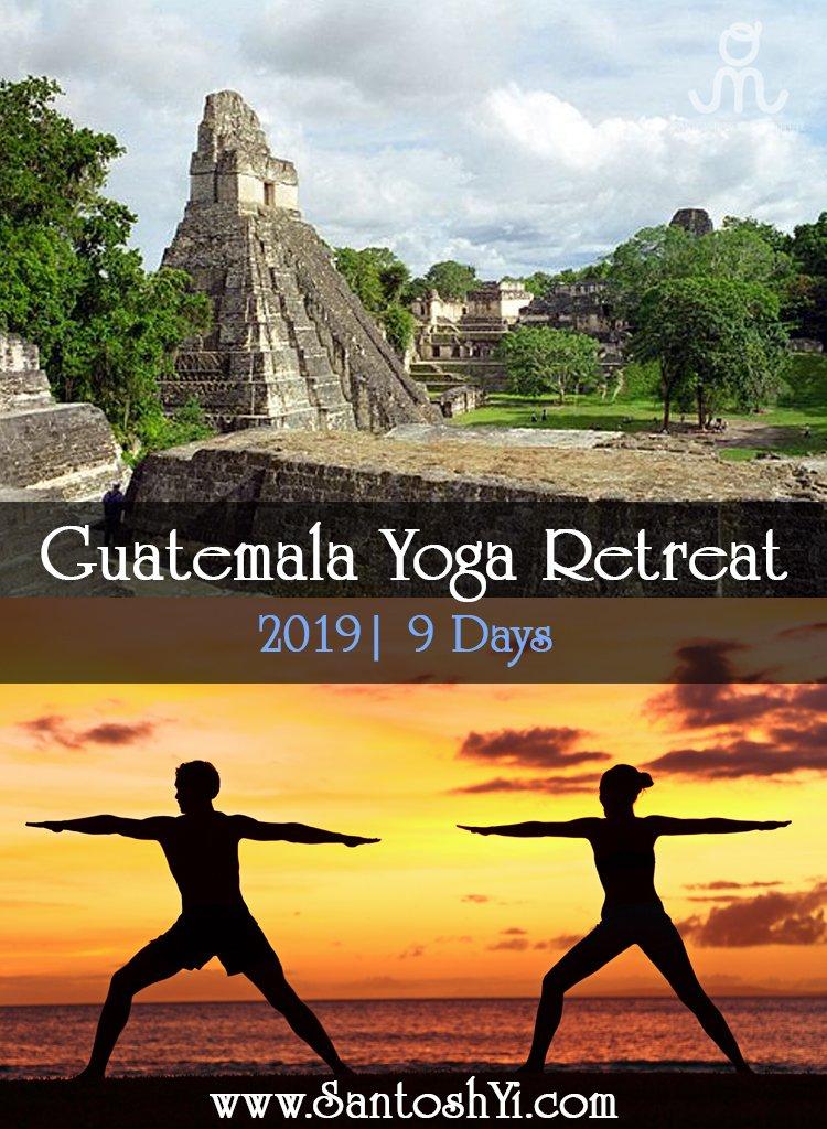 Guatemala Yoga Retrreat