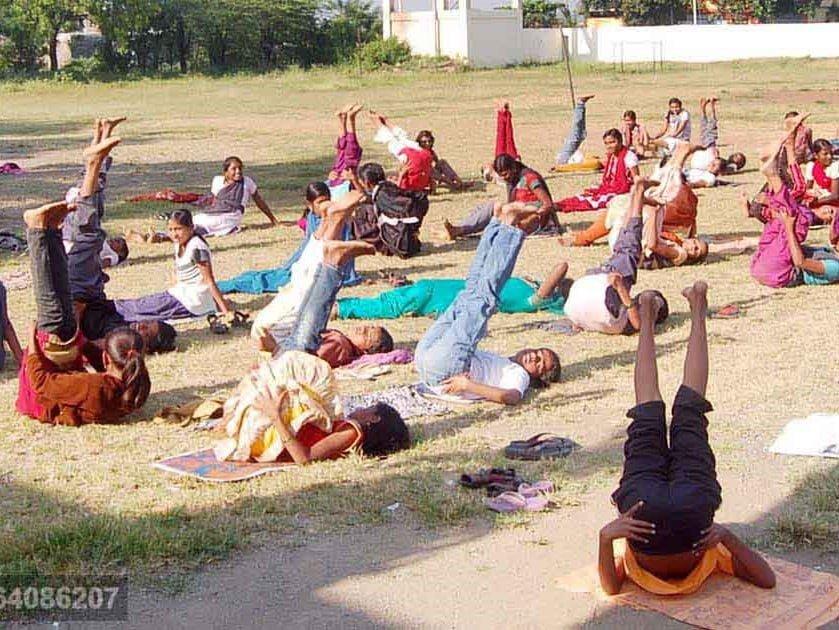 Project Santosha - Santosh Yoga Institute