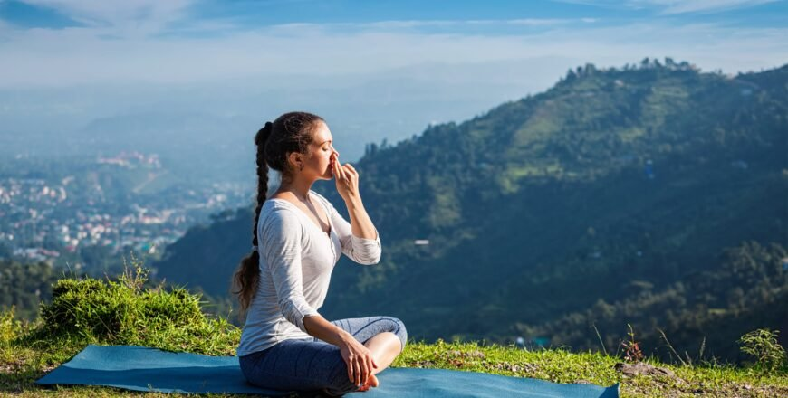 Pranayam: A Breath of Fresh Air for Your Lungs